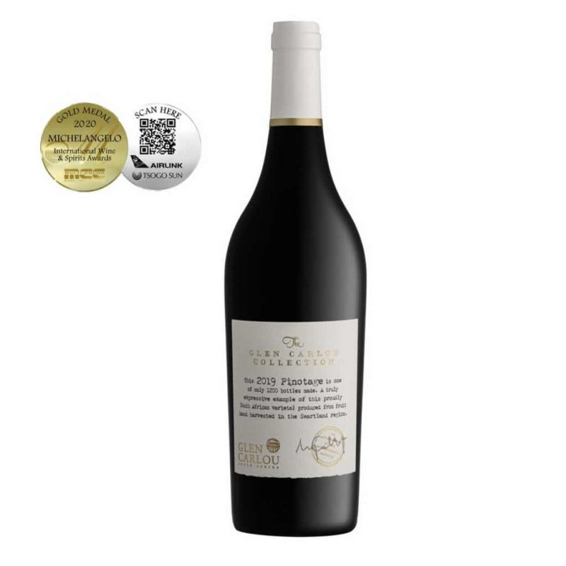 Glen Carlou The Collection Pinotage 2019