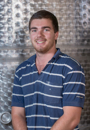 Assistant Winemaker Philip Theron