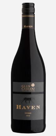 Glen Carlou Haven Collection - cover