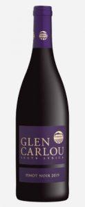 Glen Carlou Red Wine - cover