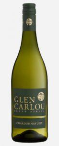 Glen Carlou White wine - cover
